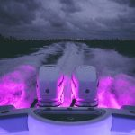 mag bay outboards purple neons
