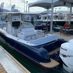blue mag bay docked